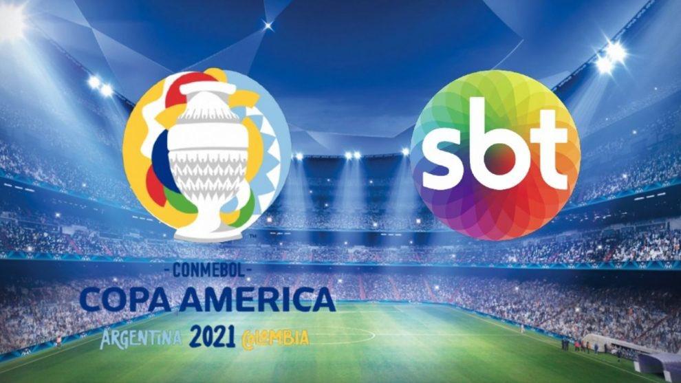 Copa América será transmitida pelo SBT (Reprodução)