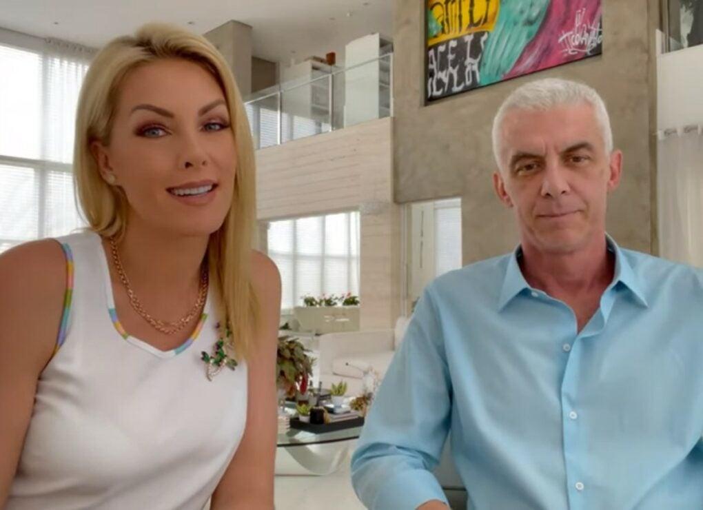 O famoso empresário e marido da apresentadora da Record, Ana Hickmann, Alexandre Correa surgiu pensativo nas redes sociais (Foto: Reprodução)