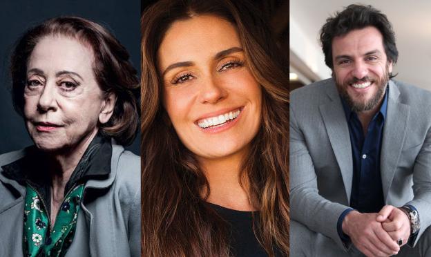 Globo renovou com atores às pressas (Foto reprodução)