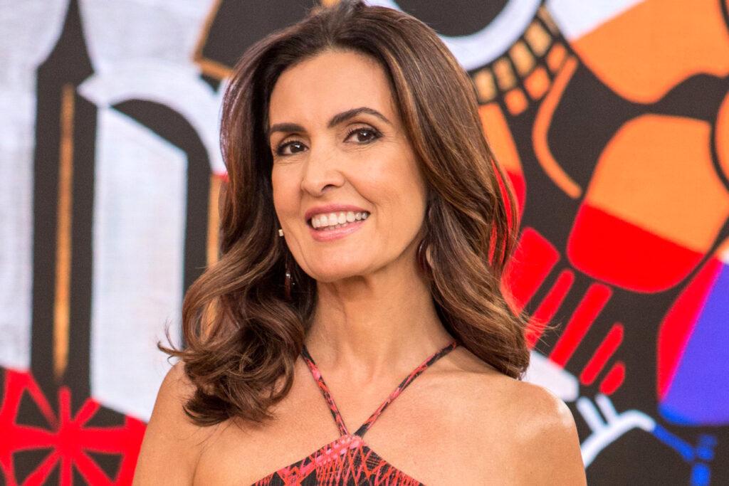 Globo Fátima Bernardes (Foto: Reprodução)