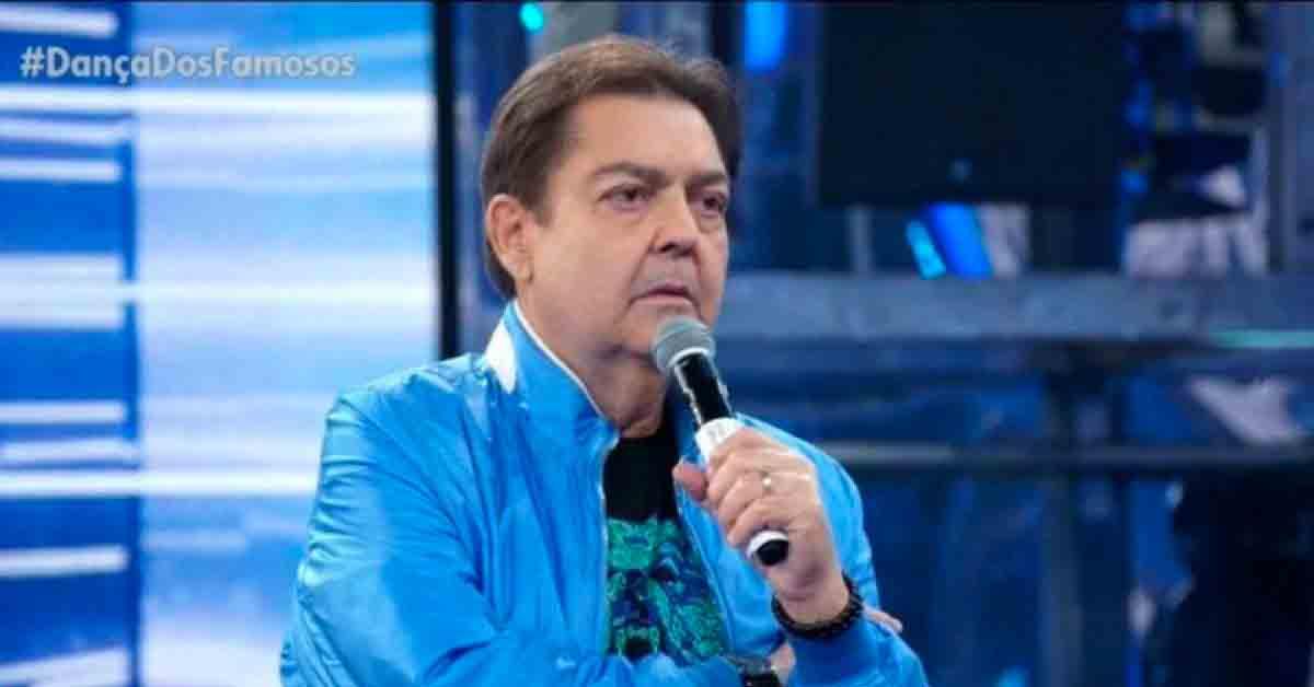 Fátima Bernardes envia recado para Faustão após demissão antecipada da Globo (Foto: Reprodução)