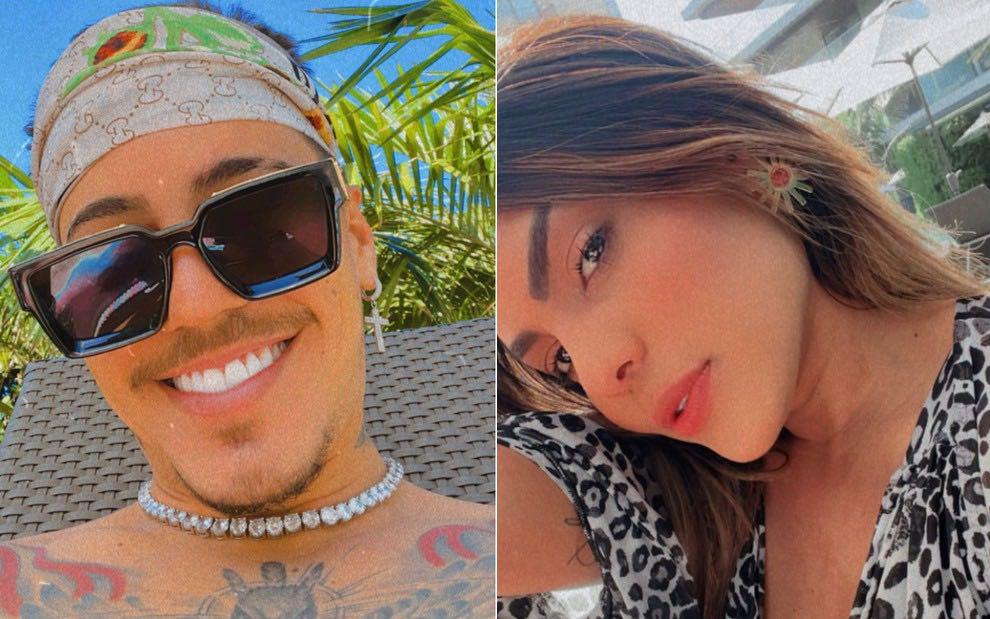 Biel e Tays Reis foram vistos no mesmo hotel e fãs desconfiam que esteja havendo uma reconciliação entre o casal