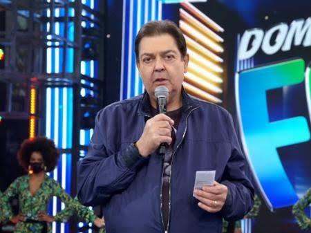 Fausto Silva e Globo tem situação piorada após 30 anos de parceria