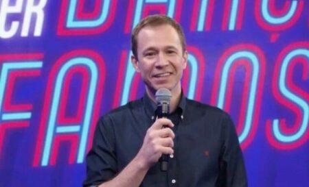 Após saída de Tiago Leifert, saiba quem é o apresentador mais bem pago da Globo