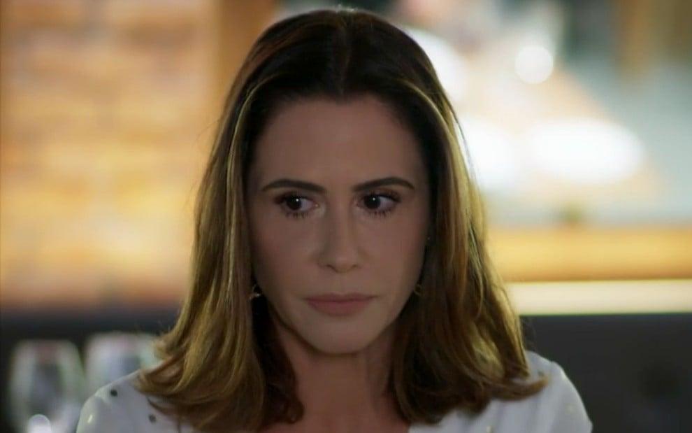 Dominique (Guilhermina Guinle) em Salve-se Quem Puder (Foto: Reprodução/Globo)