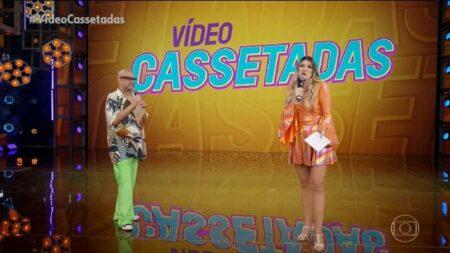 Globo retoma com Videocassetadas (Foto: Reprodução)