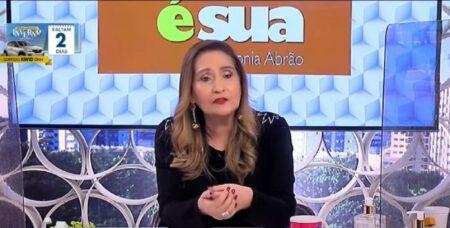RedeTV! tira uma hora de A Tarde É Sua, de Sonia Abrão, para exibir atos pró-Bolsonaro