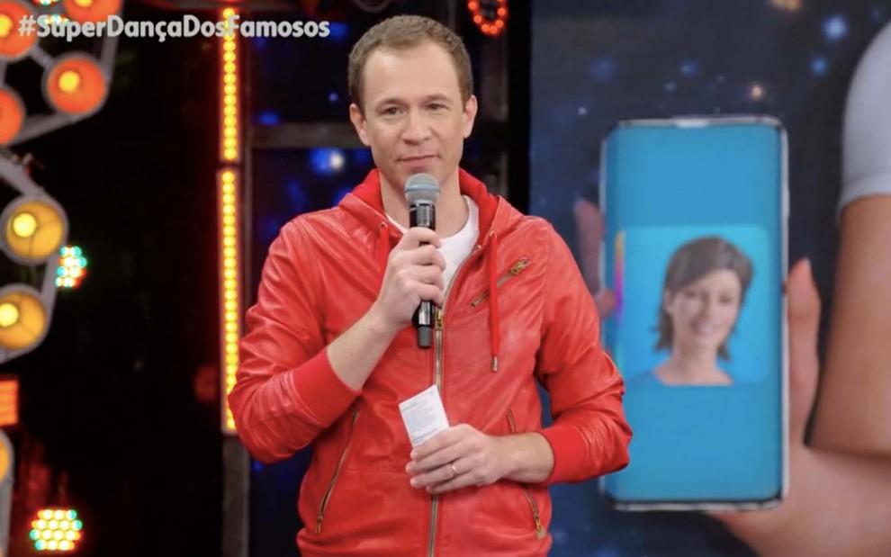 Tiago Leifert pode ganhar novo programa na Globo (Reprodução/Globo)
