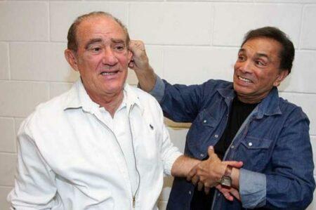 Dedé Santana relembra desentendimento com Renato Aragão (Reprodução)