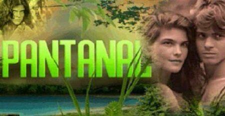Novela Pantanal (Foto: Reprodução)