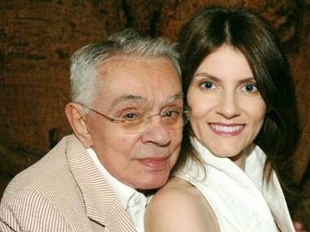 Malga di Paula, viúva de Chico Anysio, luta pela vida (Foto reprodução)