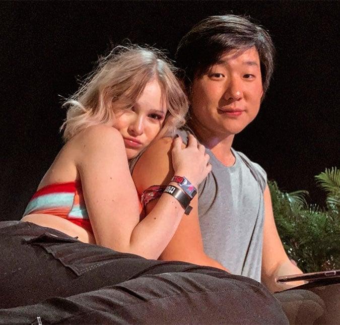 Hipnotizada? Vizinhos de Pyong Lee e Sammy afirmam que casal continua junto (Reprodução)