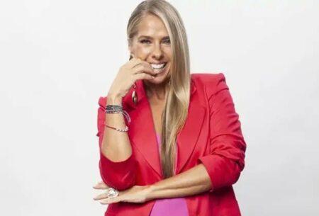 Adriane Galisteu conta que deseja conquistar a liderança na Record Foto: Reprodução