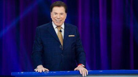 Programa Silvio Santos retorna com gravação inédita com plateia no SBT