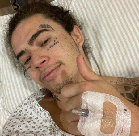 Whindersson Nunes sofre cirurgia no ânus e faz piada nas redes sociais