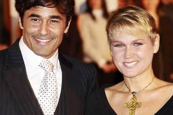 Xuxa arca com gastos da internação de Luciano Szafir e faz as pazes com família do ator