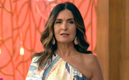 Fátima Bernardes continuará afastada do Encontro (Reprodução/Globo)