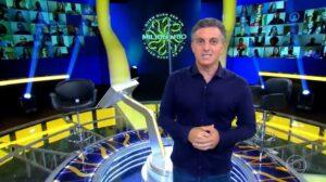 Luciano Huck levará Quem Quer Ser Um Milionário? para os domingos (Reprodução/Globo)