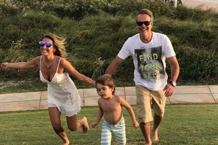 A famosa ex-apresentadora da RedeTV!, Luisa Mell termina casamento após rumores de traição (Foto: Reprodução)