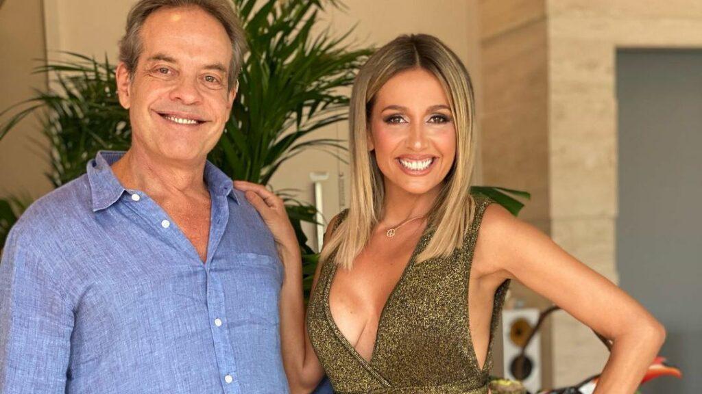 Luisa Mell vivia relacionamento abusivo com o ex-marido, Gilberto e verdade é exposta (Foto: Reprodução)