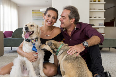 Após rumor de traição, Luisa Mell termina casamento de 10 anos com Gilberto Zaborowsky (Foto: Reprodução)