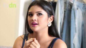 Mileide Mihaile é envolvida em briga no reality show da Record (Foto: Reprodução)
