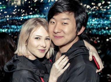 Perdoou! Após polêmica de traição, Sammy e Pyong Lee reatam casamento (Reprodução)