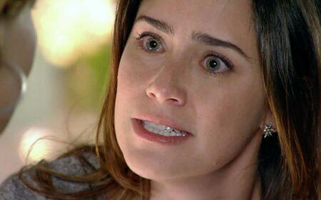 Ana perde a paciência com Eva na trama da Globo (Foto: Reprodução)