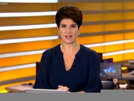 Record bate o martelo e proíbe que âncoras opinem nos telejornais após caso polêmico de Mariana Godoy (Foto: Reprodução)