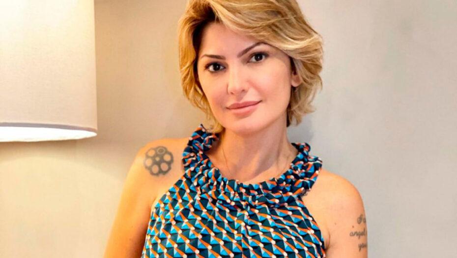Antonia Antonia Fontenelle polemiza após revelar medo de vacina (Reprodução) fala em podcast sobre possibilidade de candidatura em 2022 (Foto: Reprodução)