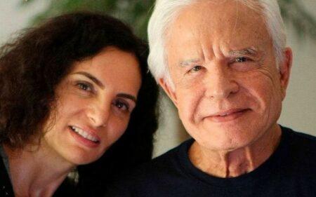 Filhos de Cid Moreira acusam madrasta de coagir testemunha e contatam delegado