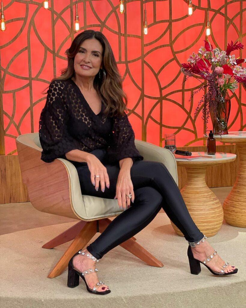 Encontro com Fátima Bernardes não vai bem na Globo (Foto: Reprodução)