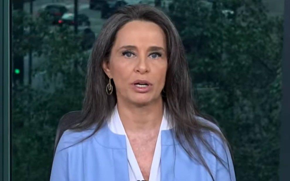 Carla Vilhena recebe críticas após cobrar uso de máscaras de afegãos em fuga