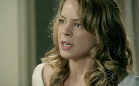 Império: Cristina decide se vingar e ameaça Maurílio: 'Te mostrar quem é a cachorra'