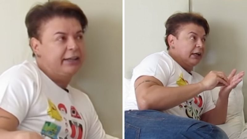 David Brasil responde críticas sobre ter pagado garoto de programa: 'Dinheiro bem investido'