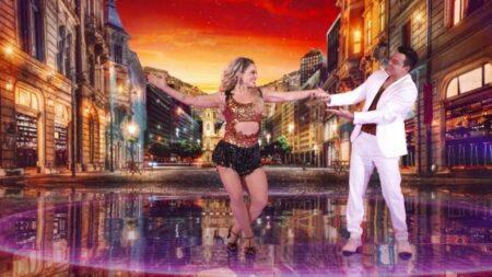 Paolla Oliveira conquista a Super Dança dos Famosos (Foto: Reprodução)