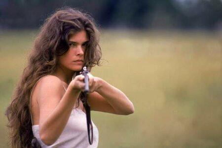 Cristiana Oliveira foi Juma na primeira versão de Pantanal (Reprodução)