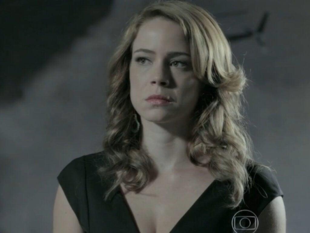 Leandra Leal é Cristina em Império (Foto: Reprodução)
