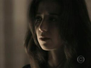 Cora (Marjorie Estiano) na novela Império (Reprodução/Globo)