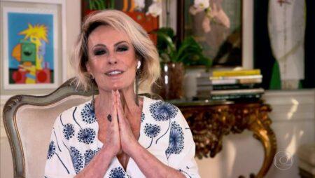 Ana Maria Braga faz audiência da Globo cair com Mais Você (Foto: Reprodução)