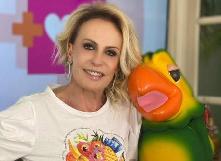 Ana Maria Braga e Louro José (Divulgação/Globo)