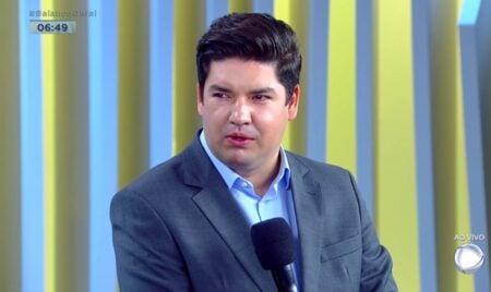 Record organiza reunião de emergência para reverter pedido de demissão de Bruno Peruka