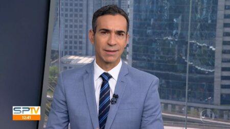 Audiências 24/09/21: César Tralli da Globo desbanca programação do SBT e Luiz Bacci faz Record subir com Cidade Alerta (Foto: Reprodução)