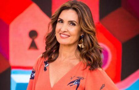 Fátima Bernardes recebe salário milionário para comandar o Encontro na Globo (Reprodução)