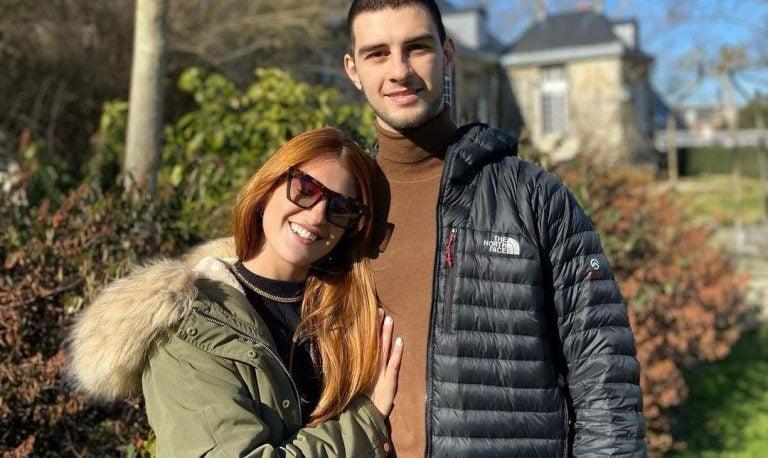 Filho de William Bonner, Vinicius e Thalita Martins mantém relação discreta há 4 anos (Foto: Reprodução)
