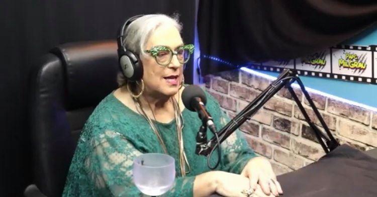 Mamma Bruschetta revela que seu pênis desapareceu e conta o motivo