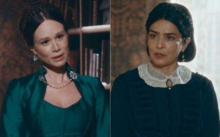Nos Tempos do Imperador: Luísa e Teresa chocam Pedro com pacto de infidelidade