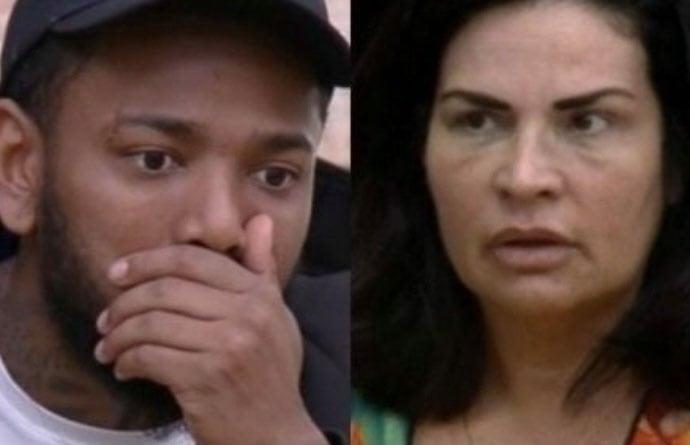 Solange Gomes já teve um caso com Nego do Borel? (Foto: Reprodução)