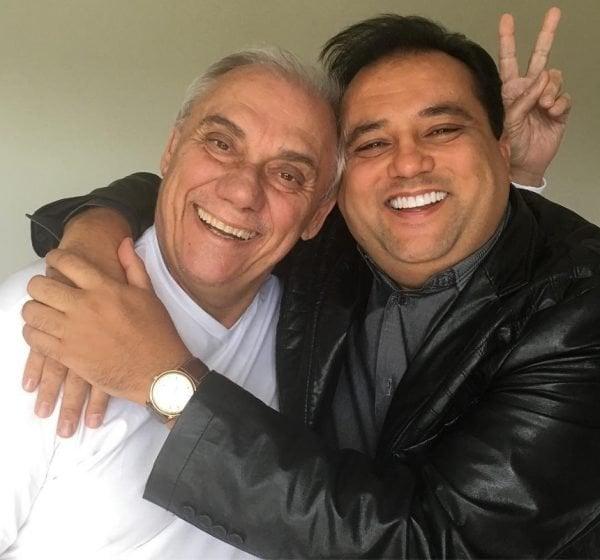 Marcelo Rezende deixa recado emocionante para Geraldo Luís após morte e chama atenção (Foto: Reprodução)
