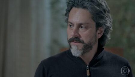 Império: José Alfredo faz alerta tenebroso para Maria Marta sobre Silviano (Reprodução/Globo)